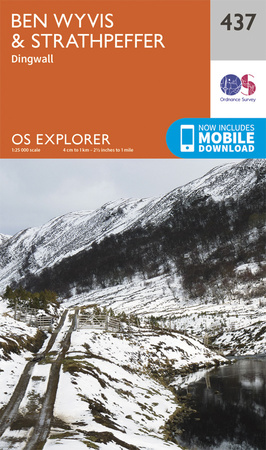 OS Explorer 437 - click to buy from Amazon