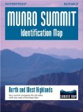 Summit Map : North West Highlands - click to buy from Amazon